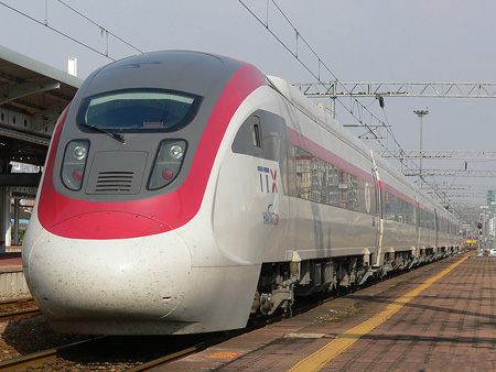 South Korea Train Travel | Korail Passenger Rail Travel in South Korea