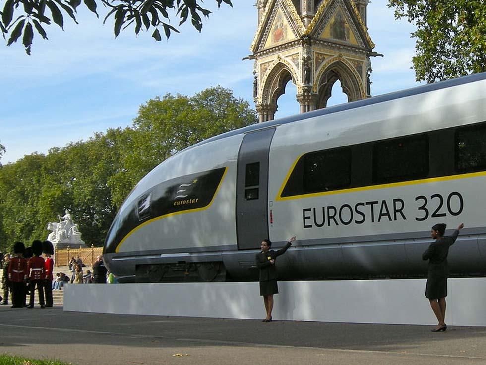 london ulm train